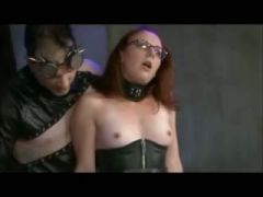 Tormenting A Shaved Pussy