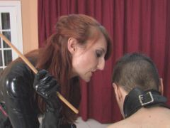 Redhead Domme